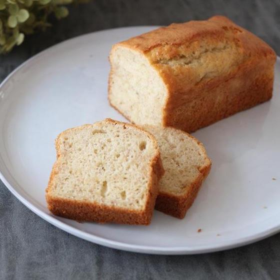 【体験レッスン】グルテンフリー・米粉のバナナケーキ