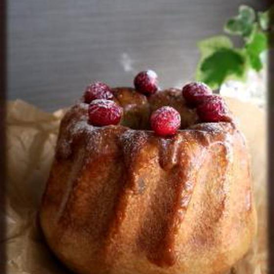 クグロフ ~Cranberry brown~ &ランチパン