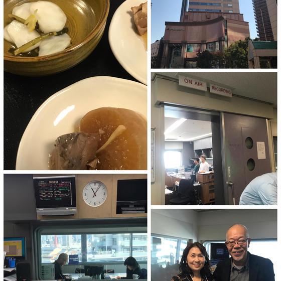 ラジオ関西 谷五郎の心にきくラジオ 料理コーナー担当