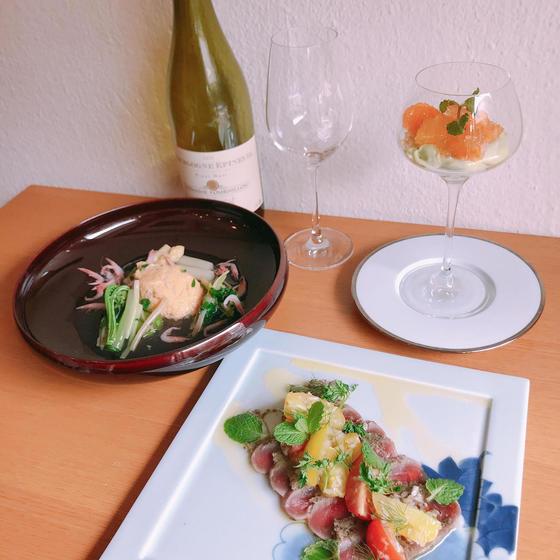 【8月】~おもてなしメニュー3品料理教室~