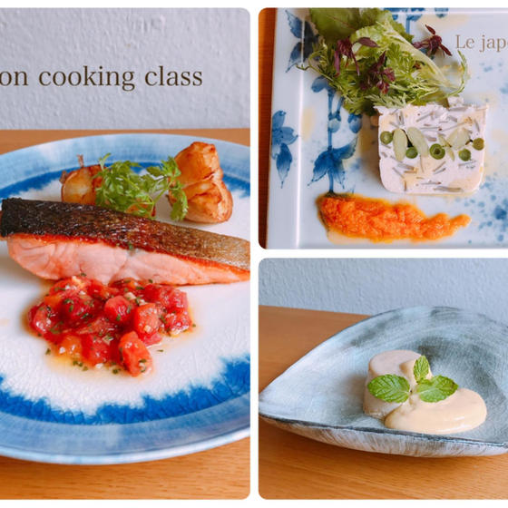 【9月】~秋のおもてなしメニュー3品料理教室~