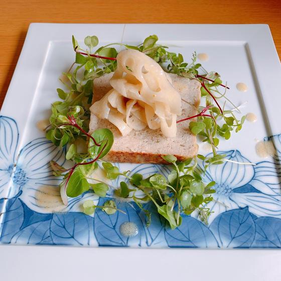 【動画配信】鶏肉と蓮根のパテ レシピ動画