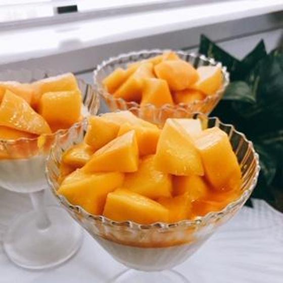 「マンゴーバニラ」夏に食べたいカップデザート(カップ5個)