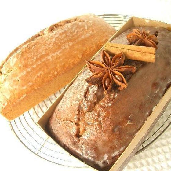 香辛料とハチミツたっぷりのフランス地方菓子♪パン・デピス