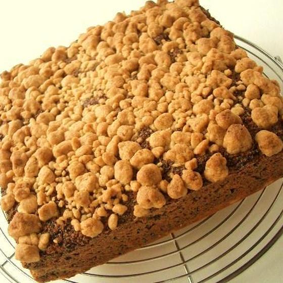 ドイツ菓子♥モーンクーヘンとテーゲベック(クッキー)
