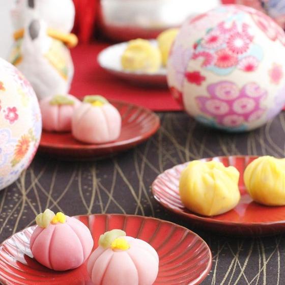日本茶と和菓子