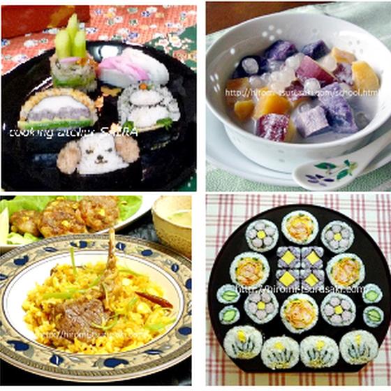 お正月◇JSIA3級・2級◇体験◇飾巻き◇料理◇選択可◇