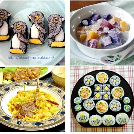 ◆飾り巻き寿司(初心者・体験レッスン)◆