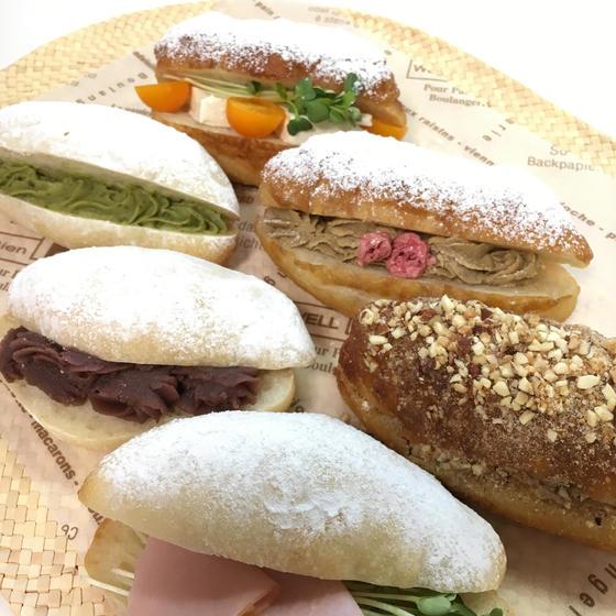 イーストパンレッスン     『揚げパン&コッペパン』