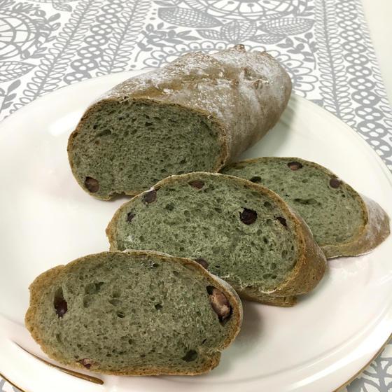 イーストパンレッスン 『よもぎフランス』