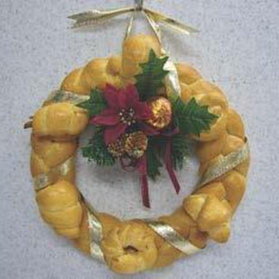 クリスマスパンレッスン『パンリース』