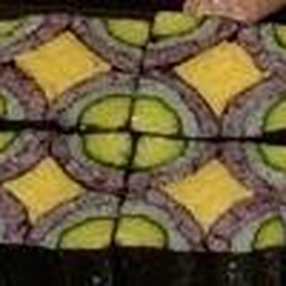 飾り巻き寿司コース