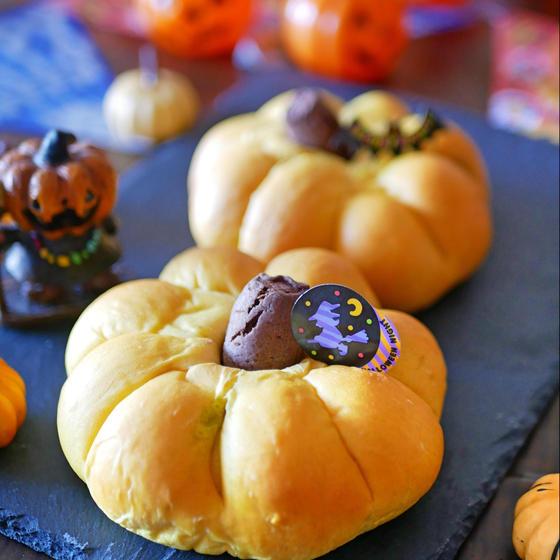 ☆かぼちゃのぱん