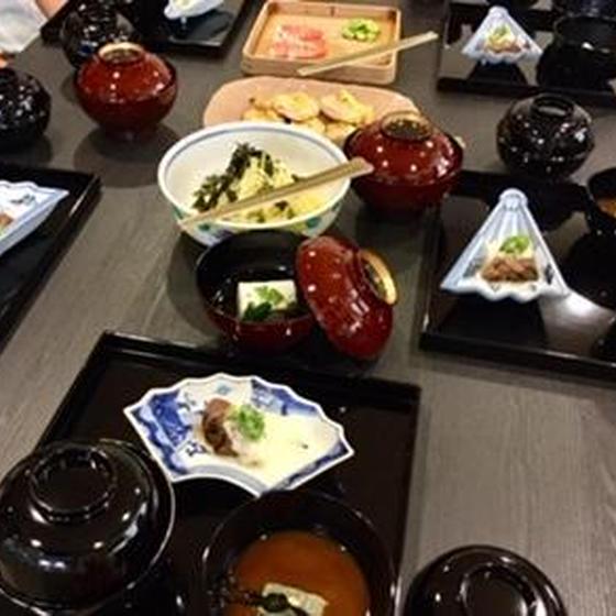 茶懐石料理 レギュラークラス 本科