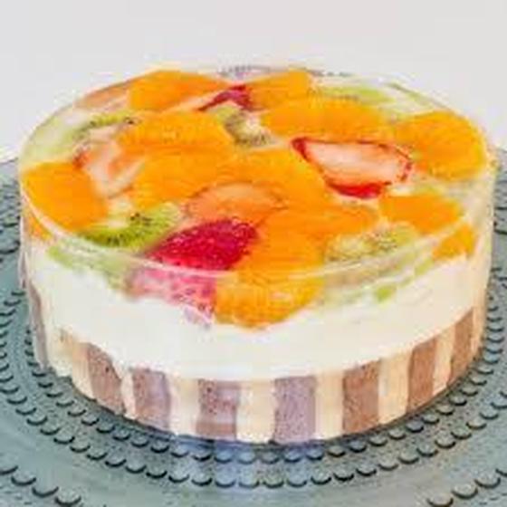 オレンジチョコレートケーキ