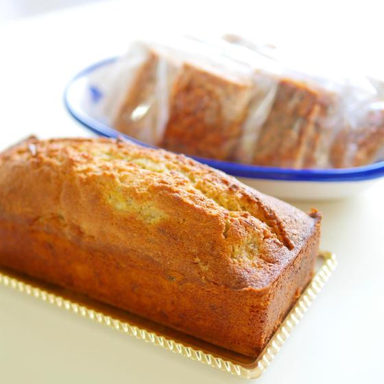 きな粉のパウンドケーキとフロランタン