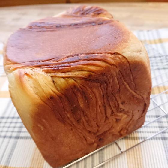 お楽しみレッスンは、コーヒーマーブル食パン