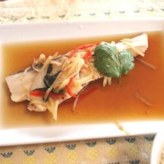 冬の簡単あったか・タイ料理の蒸し物レッスン