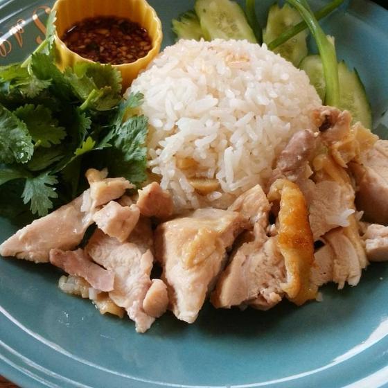 日本の材料編と本格タイの2レシピ付、お鍋で作るカオマンガイ