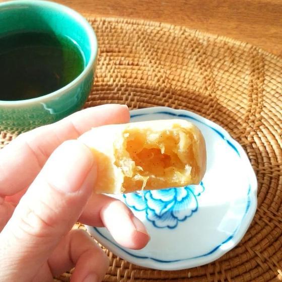 パイナップルケーキ、鳳梨酥- パイナップル100%餡を作る。
