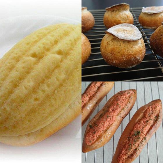 イーストパン2種レッスン(試食なし)