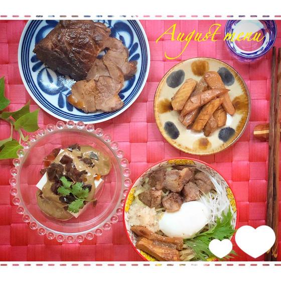 家で本格「ド煮干し和え麺」~夏の絶品中華