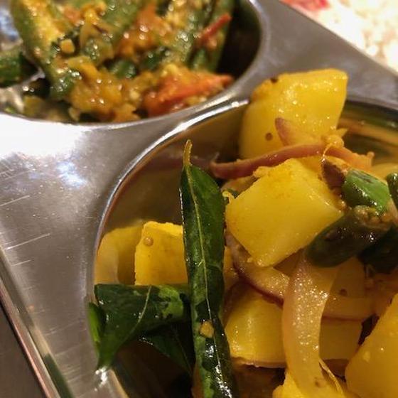 ベジタリアンインド料理教室