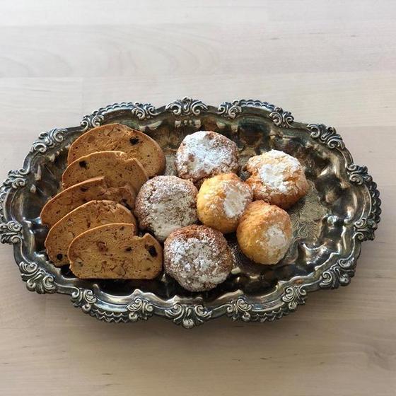モロッコ料理教室ーブリック、小麦を使わないクッキーなどー