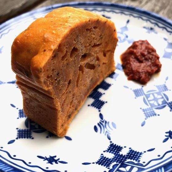 秋のモロッコ料理 ラムグリル、ハリサ、トマトパウンド、かぼちゃパウンドなど