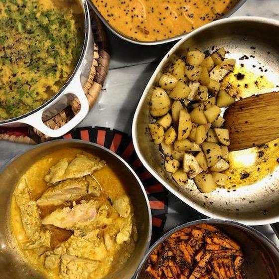 スパイスカレー講座4 ベンガル料理