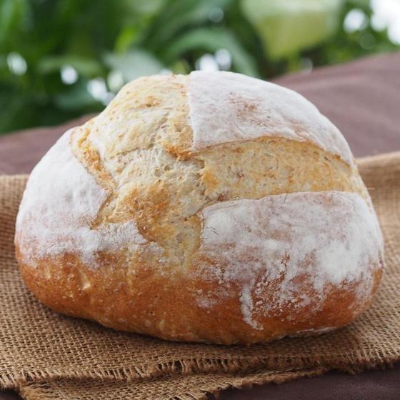 グラハムブレッド(ポーリッシュ)&中種コーヒーあんパンとパンドジェーヌ