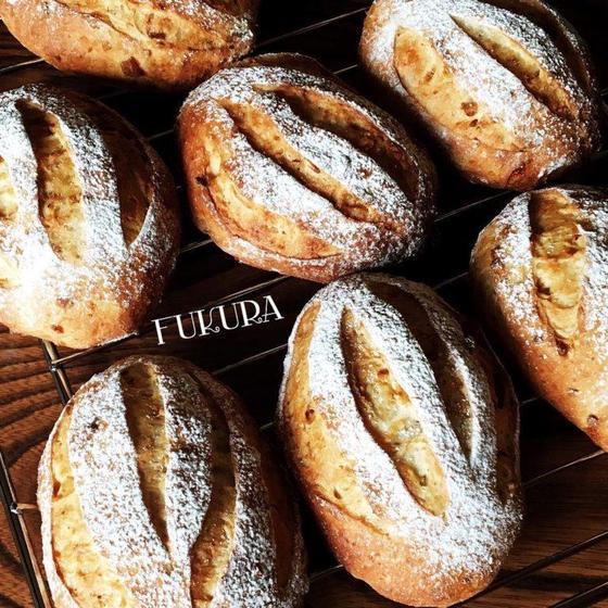 林檎とくるみのパン【オンラインレッスン】