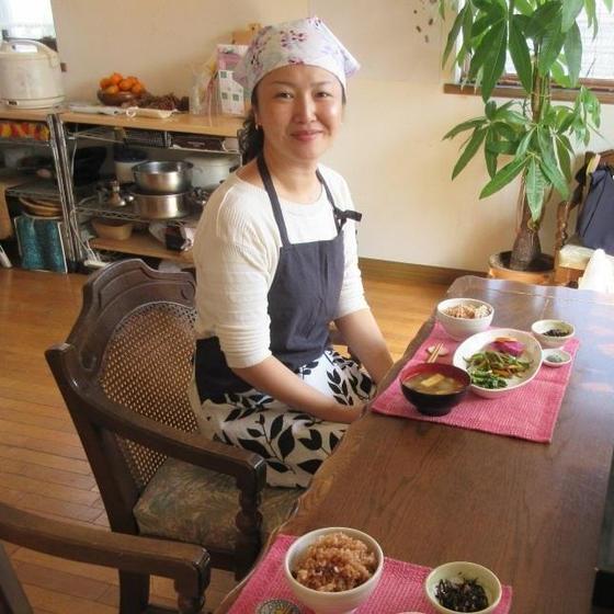 【やわらか寝かせ玄米】 菜食ランチ付き 1dayレッスン