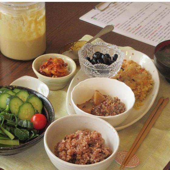 【酵素玄米】柔らかく食べやすい寝かせ玄米を1回で習得!!