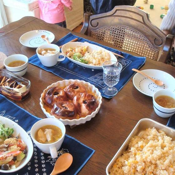 【体験お食事会】正午または夜6時以降※10月いっぱいで終了