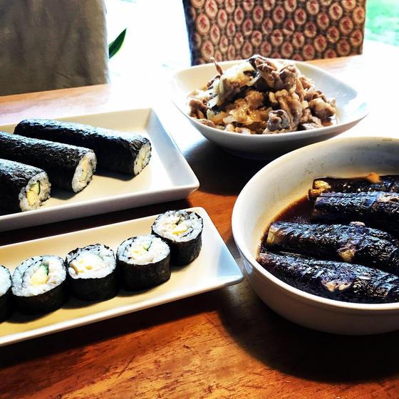 こどもレッスン!父の日の晩御飯♫全部レンジで簡単に!