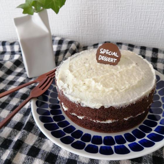 ジャーマンケーキ&さつまいもとコンデンスミルクの蒸しケーキ