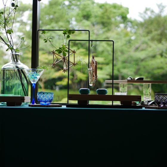 和カフェレッスン〜お茶室で和テーブルコーディネート