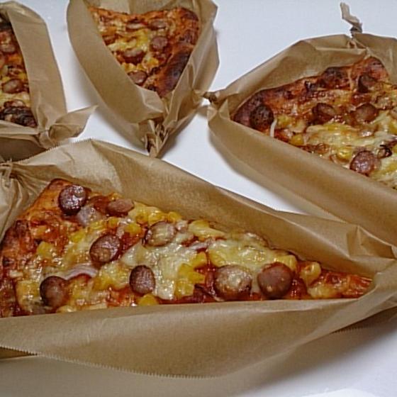 パン「天板ピザパン」5月お勧めレッスン
