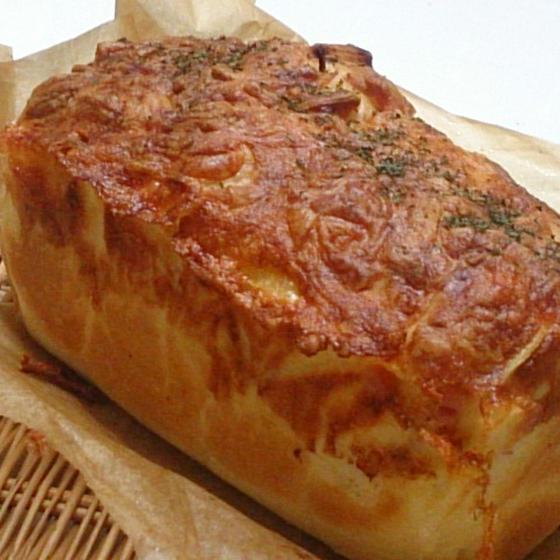 パン「ハムチーズオニオン」9月お勧めレッスン