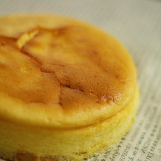 スフレチーズケーキ(レギュラー)