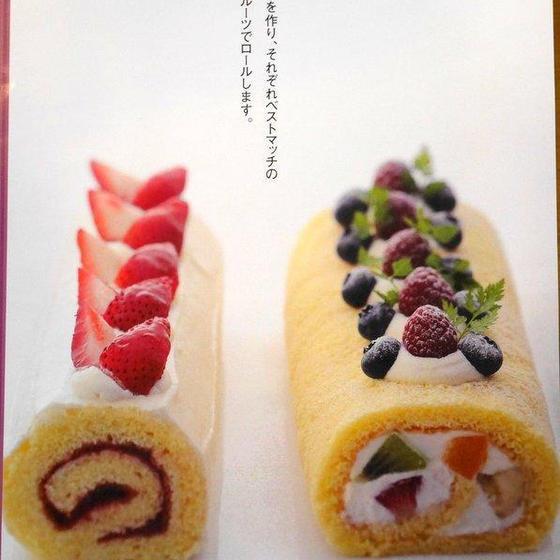 【洋菓子コース】ルレ・オ・フリュイ&フール・セック