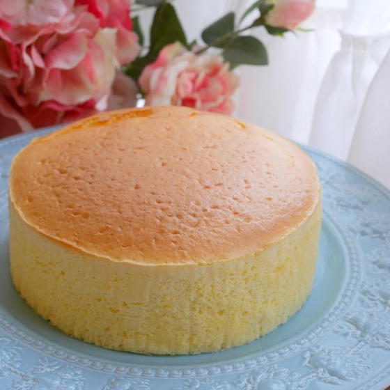 スフレチーズケーキ 15㎝