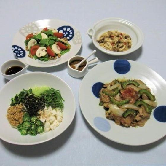 これからの暑い季節にぴったり、元気になる料理レッスン