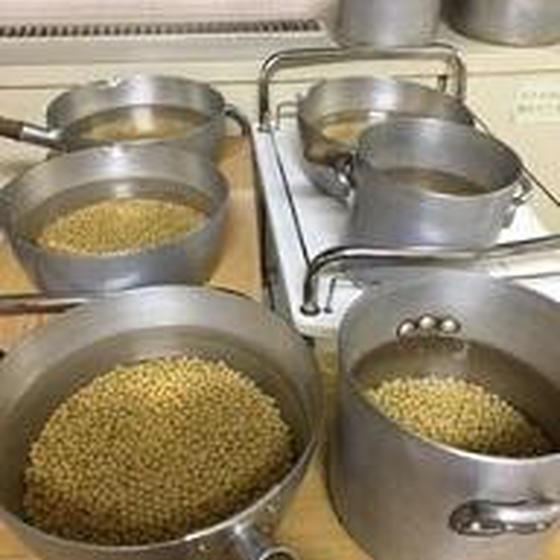 発酵教室 味噌