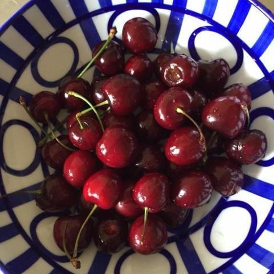 旬の保存食レッスン~アメリカンチェリ-、バジル、トマト、