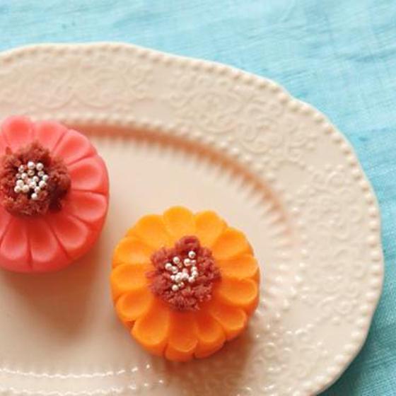 銀座で優雅に和菓子体験