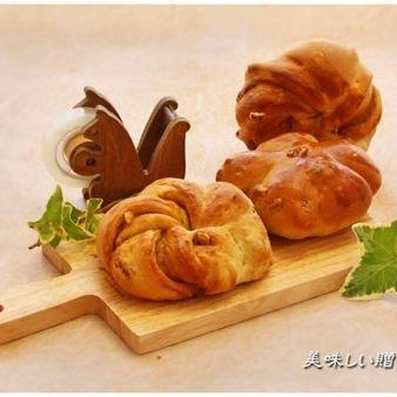メープルくるみパン