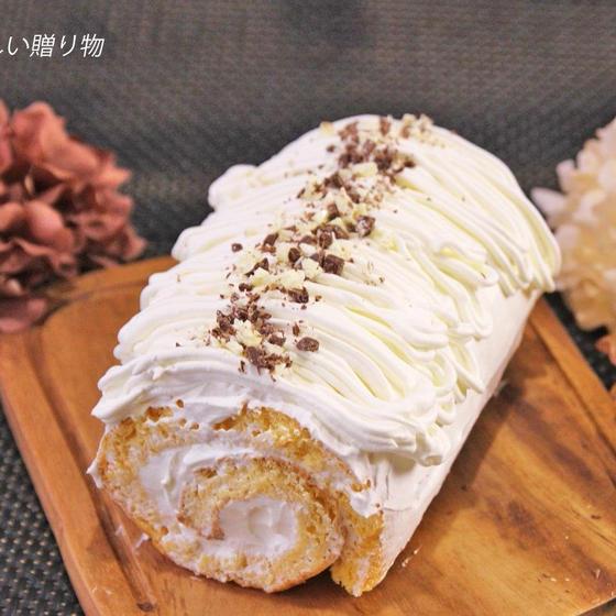 ホワイトチョコロール