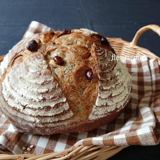 香りを楽しむ♪秋のパンレッスン